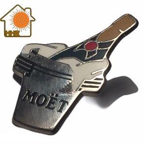 Moët Fashion Pin Brooch Accessory